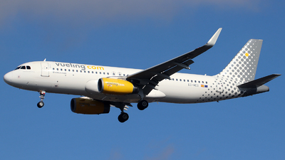 A picture of ECMES - Airbus A320232 - Vueling - © n94504