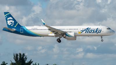 A picture of N928VA - Airbus A321253N - Alaska Airlines - © Sean Payne