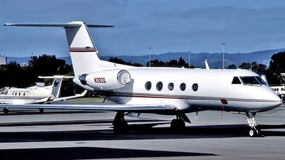 N282Q - Gulfstream III - Private