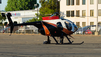 N530PJ - MD Helicopters 369FF - PJ Helicopters