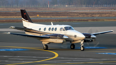 A picture of DIXAA - Beech C90GTi King Air - [LJ1908] - © Christian Weber