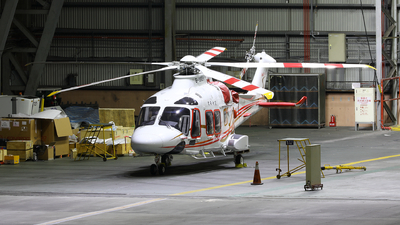 A picture of B16928 - Leonardo AW169 - [69074] - © Ethan Tang