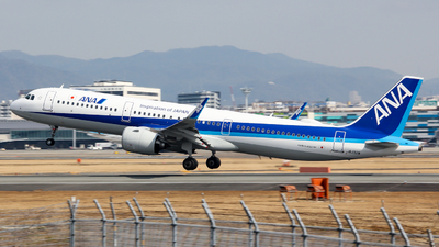 JA132A - Airbus A321-272N - All Nippon Airways (ANA)