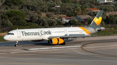 LY-VEH - Airbus A321-231 - Thomas Cook Airlines (Avion Express)