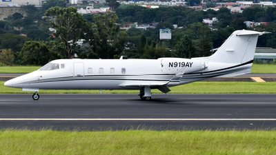 N919AY - Bombardier Learjet 55B - Private