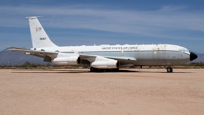 63-8057 - Boeing EC-135J Stratotanker - United States - US Air Force (USAF)