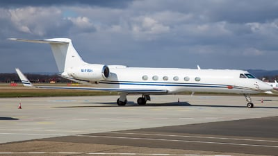 M-FISH - Gulfstream G-V - Private