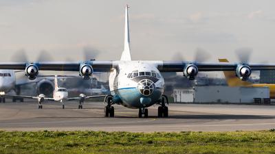 UR-CBG - Antonov An-12BK - Cavok Air