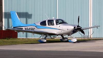 N949AC - Cirrus SR22T-GTS - Private