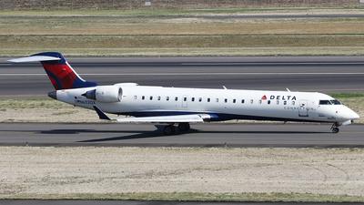 N603QX - Bombardier CRJ-701ER - Delta Connection (SkyWest Airlines)