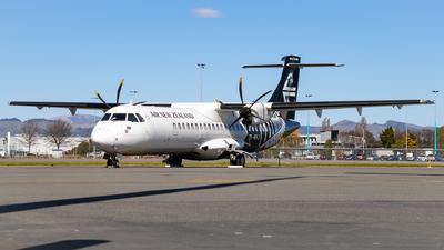 ZK-MVJ - ATR 72-212A(600) - Air New Zealand