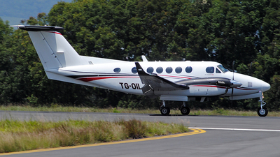 TG-OIL - Beechcraft B200 Super King Air - Private