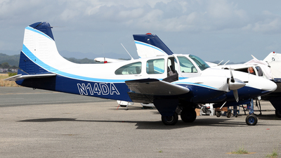 N14DA - Beechcraft 95-A55 Baron - Private