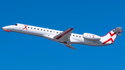 N243JX - Embraer ERJ-145LR - JetSuiteX