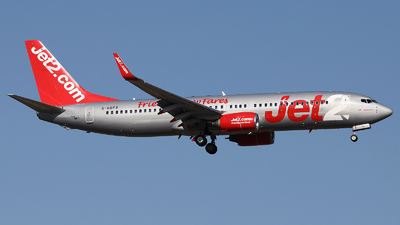 A picture of GGDFS - Boeing 73786N - Jet2 - © Firat Cimenli