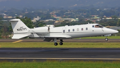 N357PT - Bombardier Learjet 60 - Private