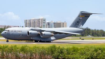 00-0185 - Boeing C-17A Globemaster III - United States - US Air Force (USAF)