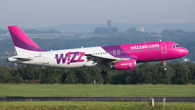 A picture of HALPX - Airbus A320232 - Wizz Air - © Tjorve. Henzler