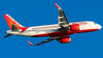 VT-EXK - Airbus A320-251N - Air India