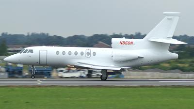 N85DN - Dassault Falcon 50 - Private