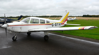 G-BYHI - Piper PA-28-161 Warrior II - Turweston Flying Club