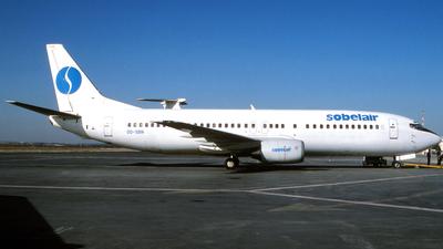OO-SBN - Boeing 737-4Y0 - Sobelair