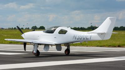 A picture of N390LY - Lancair Legacy - [L2K337] - © Vytautas Martuzas