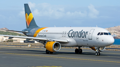 A picture of ECNAD - Airbus A320212 - [1437] - © Photography Jc Isla de la Palma