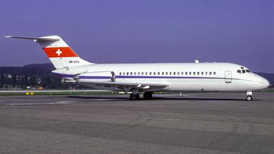 HB-IAA - McDonnell Douglas DC-9-14 - Private