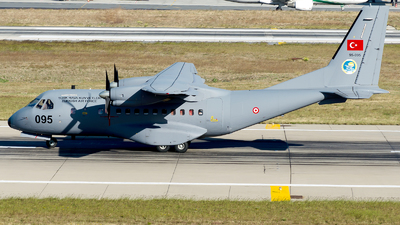 95-095 - CASA CN-235M-100 - Turkey - Air Force