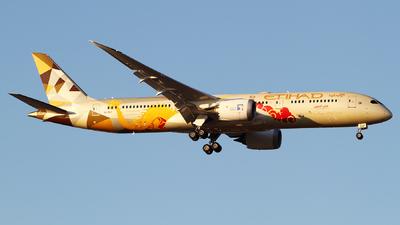 A6-BLF - Boeing 787-9 Dreamliner - Etihad Airways