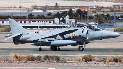 VA.1B-39 - Boeing AV-8B+ Harrier II - Spain - Navy