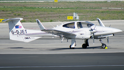 G-DJET - Diamond DA-42 Twin Star - Private