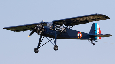 F-AZCP - Morane-Saulnier MS-502 Criquet - Private