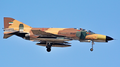 3-692 - McDonnell Douglas F-4E Phantom II - Iran - Air Force