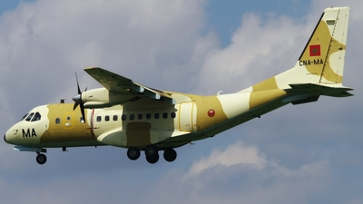 CNA-MA - CASA CN-235M-100 - Morocco - Air Force