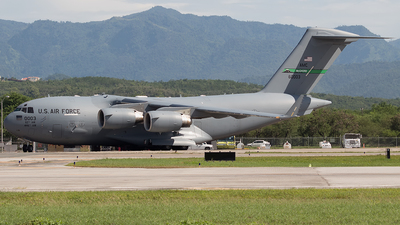 96-0003 - McDonnell Douglas C-17A Globemaster III - United States - US Air Force (USAF)