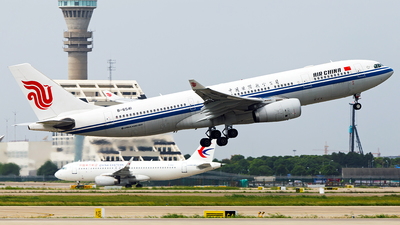 B-6541 - Airbus A330-243 - Air China