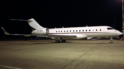 CS-GLH - Bombardier BD-700-1A10 Global 6000 - NetJets Europe