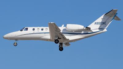 A picture of N920NL - Cessna 525A CitationJet CJ2 - [525A0112] - © Wes Loeffler
