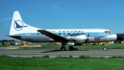 N3430 - Convair CV-580 - North Central Airlines