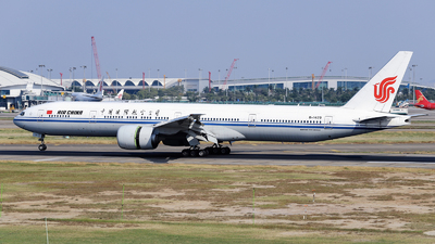 B-1429 - Boeing 777-39LER - Air China