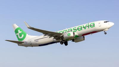 F-GZHE - Boeing 737-8K2 - Transavia France