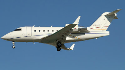 N810GT - Bombardier CL-600-2B16 Challenger 604 - Private