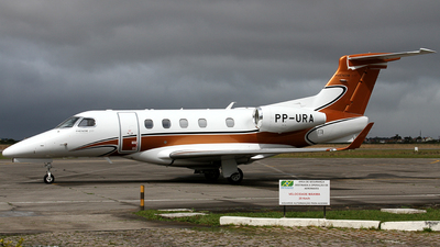 PP-URA - Embraer 505 Phenom 300 - Private