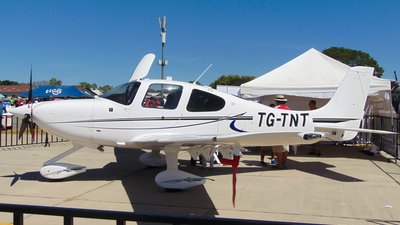 TG-TNT - Cirrus SR22 - Private