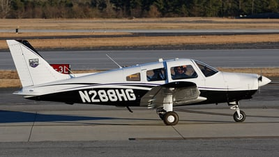 N288HG - Piper PA-28-161 Cherokee Warrior II - Private