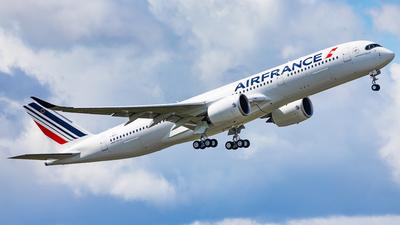 F-WZFC - Airbus A350-941 - Air France
