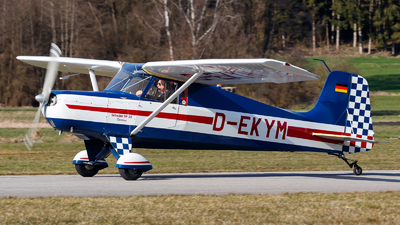 D-EKYM - Scheibe SF.23A-1 Sperling - Private