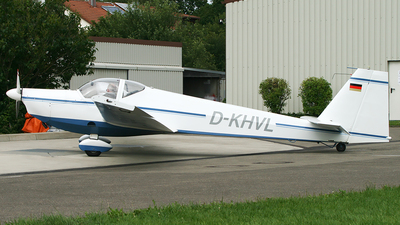 D-KHVL - Scheibe SF.25C Falke - Private